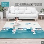 遊戲墊 寶寶爬爬墊加厚xpe環保嬰兒泡沫地墊客廳家用兒童遊戲墊 JD 小天使