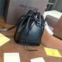 現貨LV包包(LVNanoNoé水桶單肩包,Epi水波紋牛皮絨面內裡)「認明Yuanroro優質賣場;