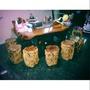 紅檜木 泡茶桌 茶几 原木桌 原木椅 可議