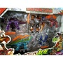 低價精品-機甲戰龍變形恐龍五合體變形金剛機器人五合一變形恐龍兒童玩具