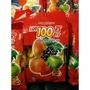 正現貨-馬來西亞進口✈LOT100份芒果/綜合水果軟糖/酸軟糖(限量/多種口味)#水果#芒果#零嘴