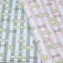 【萊卡棉】角落生物 客製化 DIY 布料 拼布 棉布 卡通布 手作 服裝布 寶寶布料 口水巾 圍兜 嬰兒床 彈力布 純棉