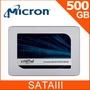 [全新現貨]美光Micron Crucial MX500 500GB SSD  固態硬碟 500G