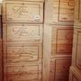 🕺6小時出貨🕺 紅酒木箱 空箱 六瓶紅酒內裝空間 收納擺設 木箱隨機出貨 / 超商單件僅能寄一個
