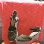 凱特王妃鞋,Castaner西班牙專櫃手工草編楔型鞋(Sage green)