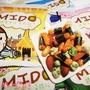 MIDO 航空米果 商務艙篇 25包入 家庭號265元 隨手一包超方便 好吃 順口 翠菓子航空米豆 長榮機艙豆之家