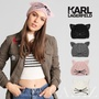 預購 法國真品 Karl Lagerfeld Choupette beanie hat 黑白灰粉色俏皮貓耳造型毛帽