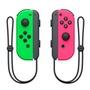 Nintendo Switch Joy-Con (電光綠/電光粉紅) 左右手控制器 台灣公司貨