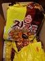 韓國不倒翁金螃蟹海鮮風味拉麵