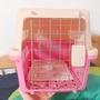 Pet Village《粉色系航空運輸籠SS》二手 9.9成新