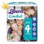 即期品公司貨  麗貝樂4號黏貼型尿布 瑞典進口
