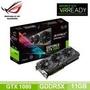 [組裝價]華碩 ROG-STRIX-GTX1080-A8G-11GBPS-GAMING/Std:1695MHz,OC:1860MHz/Aura Sync RGB/註冊五年保固