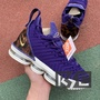 耐吉 Nike LeBron 16 King Court Purple 紫金 豹紋