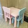馨蘭宜家兒童幼兒園桌椅兒童學習桌書桌學習桌進口學習桌加厚