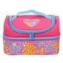 Smiggle - Tropi-Cool Double Decker Lunchbox
