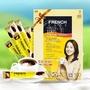 韓國進口南陽咖啡法式咖啡條裝禮盒咖啡速溶咖啡三合一咖啡飲料