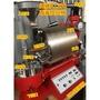 台灣製造2019款偉騰/奕安 AK-012 (A1200) 咖啡 烘豆機 烘培機 1.2kg 半熱風 (可增加烘培曲線)