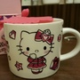 Sogo來店禮 Hello kitty夢幻馬克杯(附蓋)