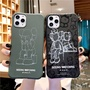 現貨 KAWS 蘋果 iPhone 保護殼 11 Pro Max 手機殼 Xs XR X 軟殼 i6s 7 8 plus