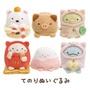 正版 日版 日本 San-X 角落生物 Sumikko Gurashi 小夥伴 正月/豬年 企鵝/炸豬排 沙包娃娃/玩偶(240元)