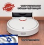 3 years warranty ! XIAOMI robotic vacuum cleaner,MI2 vacuum cleaner XIAOMI Roborock Wet Mopping App Control (FREE TAX TO ISRAEL)