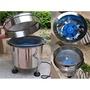 Roman-烘豆機烘焙機咖啡豆不鏽鋼快速散熱桶 咖啡豆冷卻器