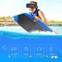 【現貨 免運!】℗❦千幻魔鏡12代升級vr眼鏡一體機3d虛擬影院游戲頭盔11手機專用rv10