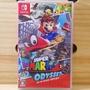 <譜蕾兒電玩>(二手)NS 超級瑪利歐 奧德賽 中文版 Super Mario Odyssey