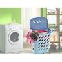 名佳生活百貨/洗衣籃 洗衣球 分類籃 收納箱 吉寶置物籃45L附蓋JP-209 /團購 禮品 贈品