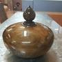 台灣肖楠黑木,聚寶盆,直徑25cm