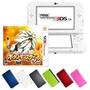 【3DS】任天堂 NEW 3DS LL 日規主機+神奇寶貝/精靈寶可夢 太陽(贈:USB充電線+保護貼)