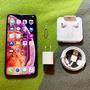 iPhone XS Max 256G 9成新 金 6.5吋 iXs XSmax 二手機 螢幕極小破 面交 貨到付款 貼換