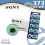 【鐘錶通】SONY - 373 SR916SW / 1.55V / 單顆 / 日本製├鈕扣電池/手錶電池/水銀電池┤