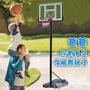 籃球架標準成人籃球框可行動可升降家用戶外訓練室內幼兒園落地式 DF 科技藝術館