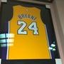 Kobe Bryant 簽名球衣附保證書
