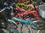 二手捷安特鋁合金 20吋六段變速摺疊腳踏車!(FD806)藍綠色