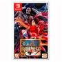 Switch 航海王:海賊無雙4-中文豪華版(含遊戲軟體及季票)