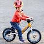 <德國原裝進口PUKY>全鋁合金競技版兒童滑步車 大蘋果胎耀眼橘