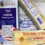 [松鼠的倉庫] 法國 伊思尼 ISIGNY 動物鮮奶油 伊思妮 (草飼牛)無鹽發酵奶油 法國奶油烘焙材料