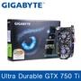 [Gigabyte] GeForce GTX750 Ti Ultra Durable DDR5 2GB Graphics Card/Boost Clock1111MHz / Base Clock 10