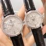 江詩丹頓VACHERON CONSTANTIN頂級復刻男女情侶腕錶 傳承系列81579/000G-9274腕錶