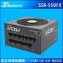 【最高折$1111+最高回饋33%】SeaSonic 海韻 Focus+ SSR-550FX 550W 金牌 全模組 電源供應器(10年保固)