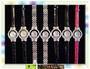 努努小舖【真品】Chopard 蕭邦 (18k白金) Happy Diamonds滿天星鑽錶!附蕭邦原廠保證書,原廠錶盒
