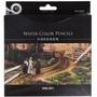 【48色紙盒水溶性彩色鉛筆-6520-2B-48支/盒-1盒/組】繪畫鉛筆秘密花園水彩筆學生用品-586003