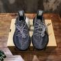 『Banma』Adidas Yeezy Boost 350 v2 Static 透明 反光 全白 黑滿天星 男女