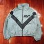90s Vintage 美軍公發 US Army 美軍 運動外套 風衣夾克 IPFU 刺繡外套 尼龍外套