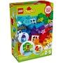 【積木樂園】樂高 LEGO 10854 得寶系列 創意拼砌箱(大) 120pc
