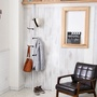 【橙邑設計】H&R安室家 頂天立地全方位衣帽架/掛衣架-TS189