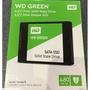 480GB 2.5 Sata III SSD Harddisk Wd Green