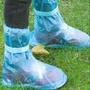 現貨  全新兒童大人  雨鞋套便攜 耐磨防水鞋套,透明鞋套
